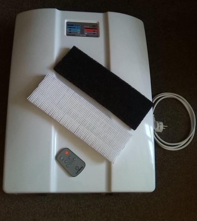 Угольный и пылевой фильтры